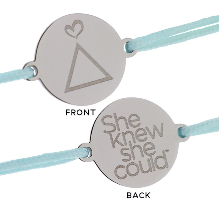 She Knew She Could Single Bracelets-(Multiple Colors)