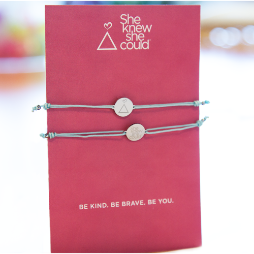 SKSC: Be Brave. Be Kind. Be You. 2 Pack – (More Color Options)