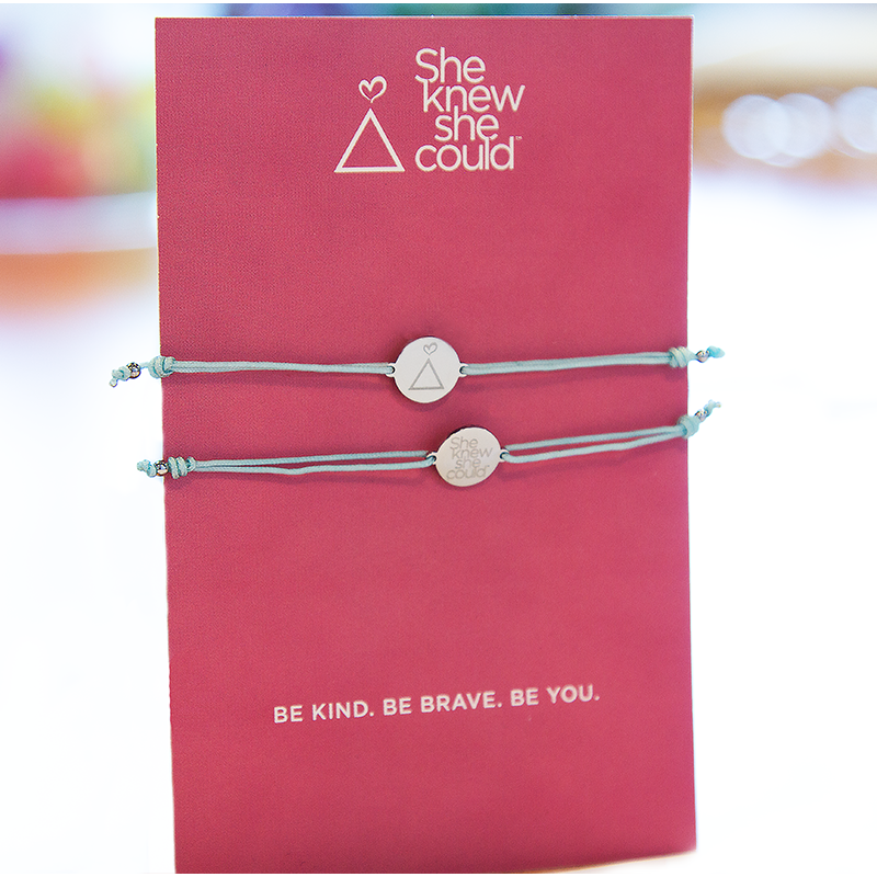 Two Pack: Be Brave. Be Kind. Be You. – (More Color Options)