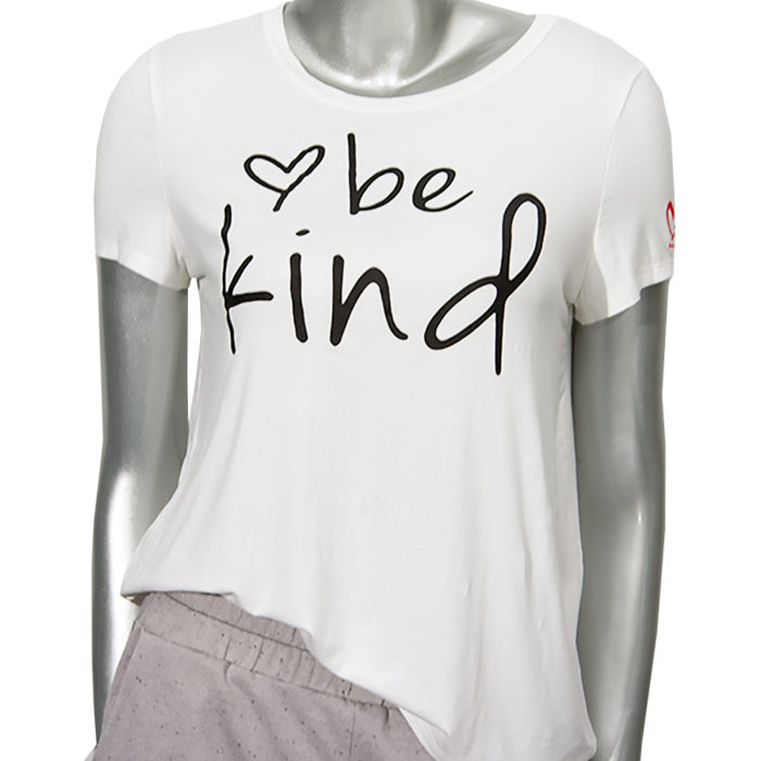 Be Kind t-shirt | She knew she could