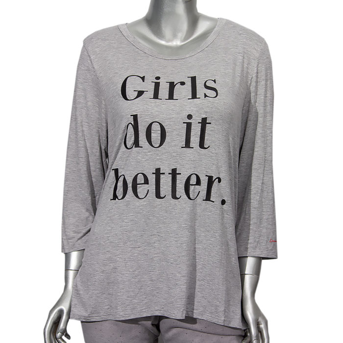 Girls Do It Better t-shirt | She Knew She Could